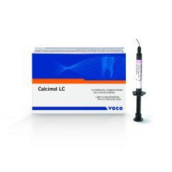 Calcimol LC 2x2,5gr Voco 1307 syringe Calcipulpe helyett