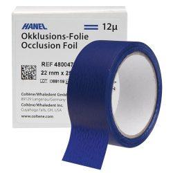 Artik.55159 fólia kék,2o,12mic. 480 047 Roeko,25mx22mm