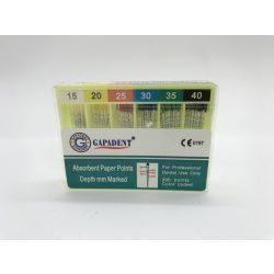 Papircsúcs  Gapa.mm   15-40 200 db,GAPA.PP15-40