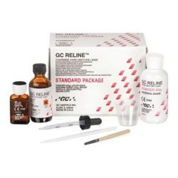 GC Reline Intro Pack 346000 alábélelő 80g power,50ml liquid,12ml bond