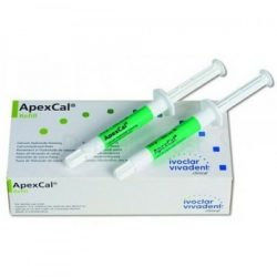 ApexCal 2x2,5g id.gyökért.paszta 595915,CaH,pulpasapkázás,röntgenopak+15applik.