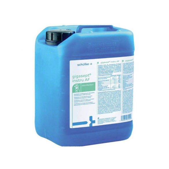 Gigasept  Instru AF 5liter 10742 eszköz tisztító és fertőtlenítő