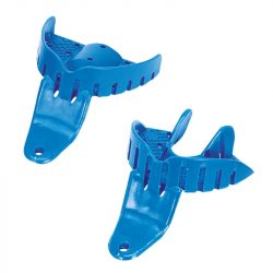 ASA 2853 E-1 lenyomatkanál kék 1-es pár:alsó+felső,műanyag